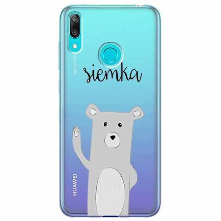 Etui na Huawei Y6 2019 - Misio Siemka.