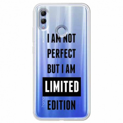 Etui na Huawei Honor 10 Lite - I Am not perfect…