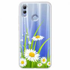 Etui na Huawei Honor 10 Lite - Polne stokrotki.