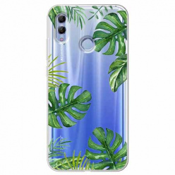 Etui na Huawei Honor 10 Lite - Zielone liście palmowca