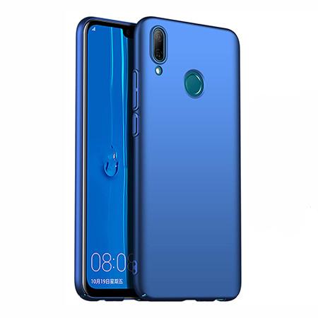 Etui na telefon Huawei P Smart 2019 - Slim MattE - Niebieski.