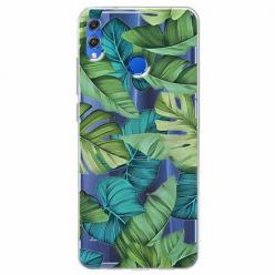 Etui na Huawei Honor 8X - Egzotyczne liście