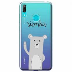 Etui na Huawei P Smart 2019 - Misio Siemka.