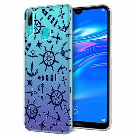 Etui na Huawei P Smart 2019 - Ahoj wilki morskie.