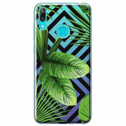 Etui na Huawei P Smart 2019 - Liście bananowca.