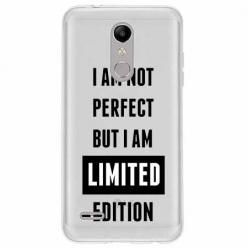 Etui na LG K11 - I Am not perfect…