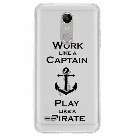 Etui na LG K11 - Work like a Captain…