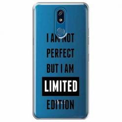 Etui na LG K40 - I Am not perfect…