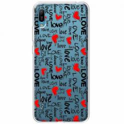 Etui na Huawei Y6 2019 - Love, love, love…