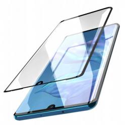 Samsung Galaxy A40 hartowane szkło 5D Full Glue - Czarny