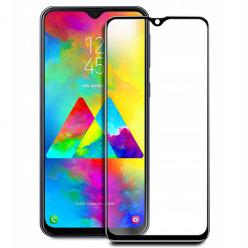 Galaxy A30 hartowane szkło 5D Full Glue - Czarny