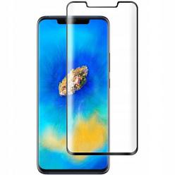 Huawei Mate 20 Pro hartowane szkło 5D Full Glue - Czarny