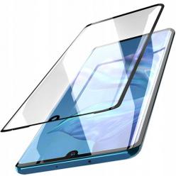 Galaxy A10 hartowane szkło 5D Full Glue - Czarny