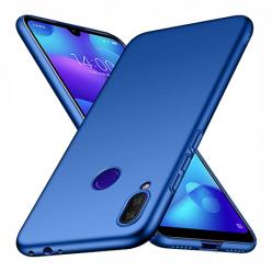 Etui na Xiaomi Redmi 7 - Slim MattE - Niebieski.