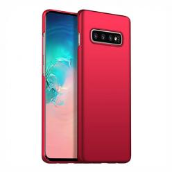Etui na telefon Samsung Galaxy S10 - Slim MattE - Czerwony.