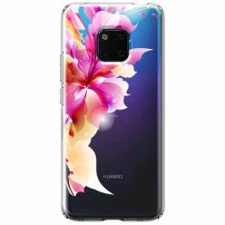 Etui na Huawei Mate 20 Pro - Bajeczny kwiat.