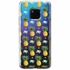Etui na Huawei Mate 20 Pro - Ananasowe szaleństwo.