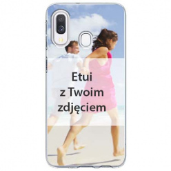 Zaprojektuj etui na telefon Samsung Galaxy A40