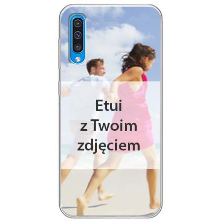 Zaprojektuj etui na telefon Samsung Galaxy A50