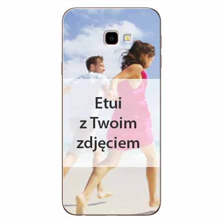 Zaprojektuj etui na telefon Samsung Galaxy J4 Plus