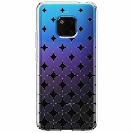 Etui na Huawei Mate 20 Pro - Diamentowy gradient.