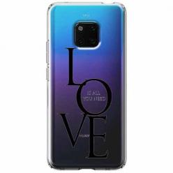 Etui na Huawei Mate 20 Pro - All you need is LOVE.