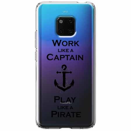 Etui na Huawei Mate 20 Pro - Work like a Captain…
