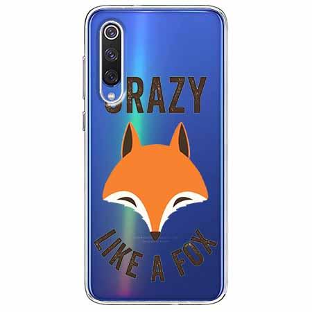 Etui na Xiaomi Mi 9 - Crazy like a fox.