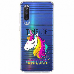 Etui na Xiaomi Mi 9 - Time to be...Jednorożec.