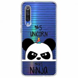 Etui na Xiaomi Mi 9 - Ninja Unicorn - Jednorożec.