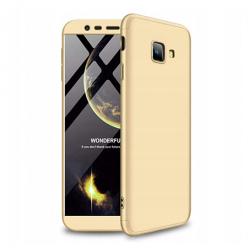 Etui na telefon Samsung Galaxy J4 Plus - Slim MattE 360 - Złoty.