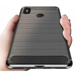 Xiaomi Redmi Note 5 Pro bumper Neo CARBON - Czarny.