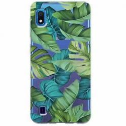 Etui na Samsung Galaxy A10 - Egzotyczne liście