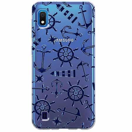 Etui na Samsung Galaxy A10 - Ahoj wilki morskie.