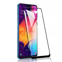 Huawei Honor 20 Lite hartowane szkło 5D Full Glue - Czarny.