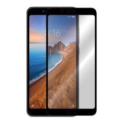 Xiaomi Redmi 7A hartowane szkło 5D Full Glue - Czarny.
