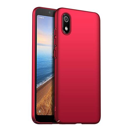 Etui na telefon Xiaomi Redmi 7A - Slim MattE - Czerwony.