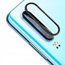 Huawei P30 Pro Hartowane szkło na Tylny aparat z ramką Alu