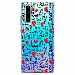 Etui na telefon Huawei P30 Pro - Love, love, love…