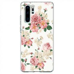 Etui na telefon Huawei P30 Pro - Polne kwiaty