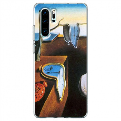 Etui na telefon Huawei P30 Pro - Zegary Dalego