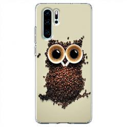 Etui na telefon Huawei P30 Pro - Kawa sowa