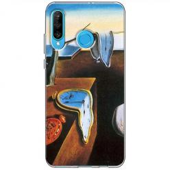 Etui na telefon Huawei P30 Lite - Zegary Dalego