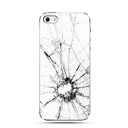 Etui na Apple iPhone 6 plus - Rozbita szyba