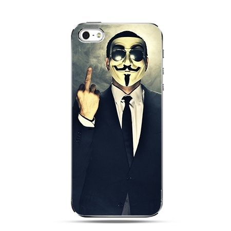 Fuck You - Twarde Etui z nadrukiem iPhone 6 plus