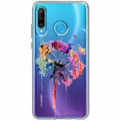 Etui na telefon Huawei P30 Lite -  Watercolor dmuchawiec.