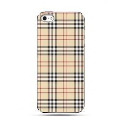 Etui na Apple iPhone 6 plus - Kratka burberry