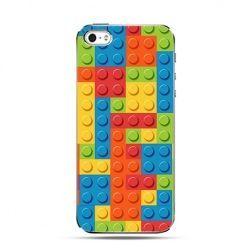 Etui na Apple iPhone 6 plus - Kolorowe klocki