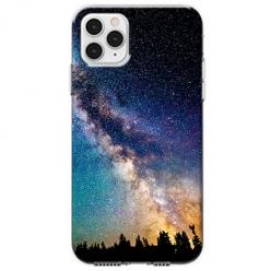 Etui na telefon Apple iPhone 11 Pro Max - Droga mleczna Galaktyka