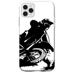Etui na telefon Apple iPhone 11 Pro Max - Motocykl Cross